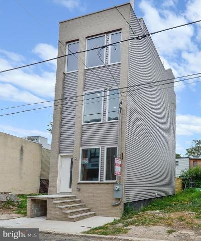 Philadelphia County Townhouse For Sale: 2028 Gerritt Street