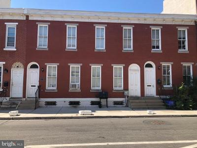 Philadelphia County Townhouse For Sale: 1716 N Bouvier Street