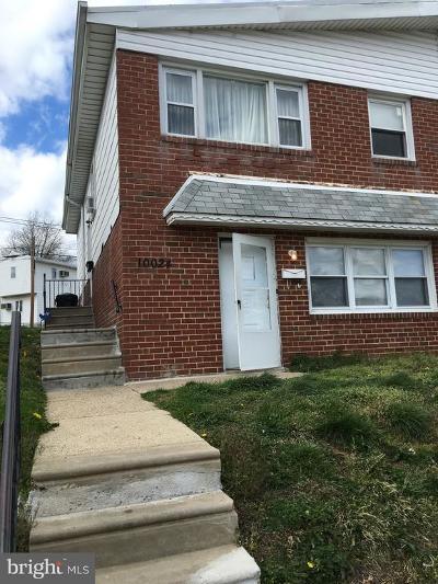 Philadelphia County Multi Family Home For Sale: 10024 Ferndale Street