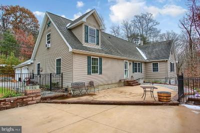 Single Family Home For Sale: 920 Fox Hollow Road