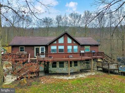 Perry County Single Family Home For Sale: 289 Shuman Drive
