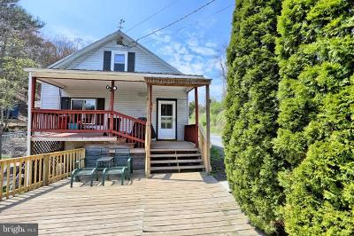 Perry County Single Family Home For Sale: 1316 Ridge Road