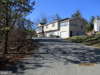 Single Family Home For Sale: 155 Rambo Hill Road