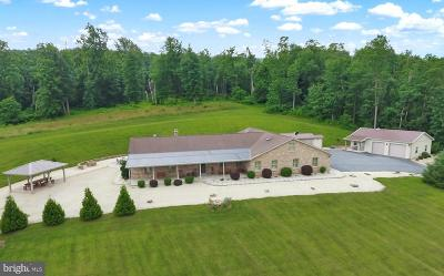 Perry County Single Family Home For Sale: 464 Sheaffers Valley Road