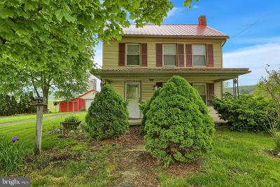 Perry County Single Family Home For Sale: 5816 Waggoners Gap Road
