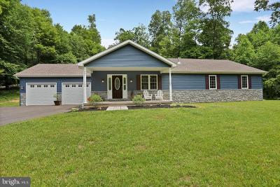 Perry County Single Family Home For Sale: 1113 McKeehan Road