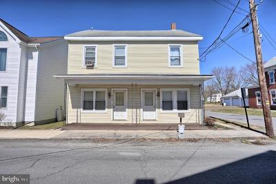 Perry County Multi Family Home Under Contract: 414 N Front Street