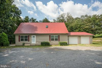 Perry County Single Family Home For Sale: 40 Earnest Lane