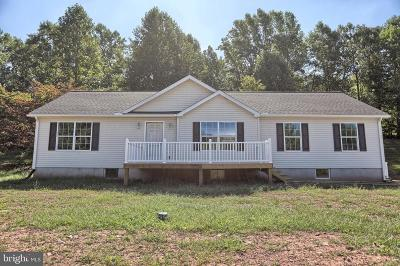 Perry County Single Family Home For Sale: 7 Kristin Drive