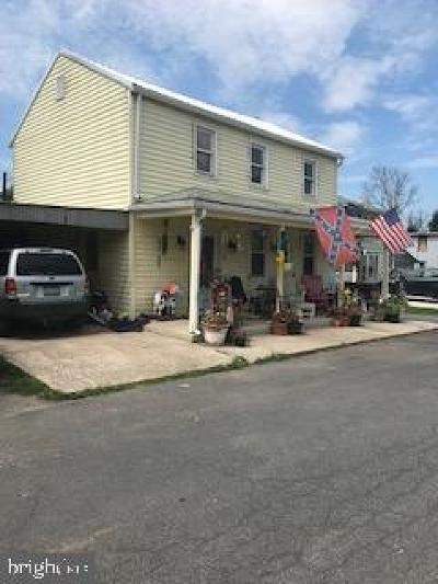 Perry County Single Family Home For Sale: 42 Front Street