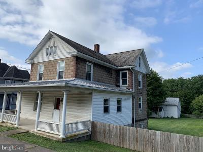 Perry County Single Family Home For Sale: 61 N Market Street
