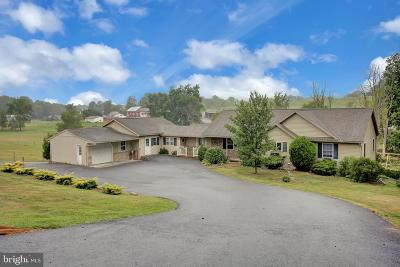 Perry County Single Family Home For Sale: 55 Meadow Lane