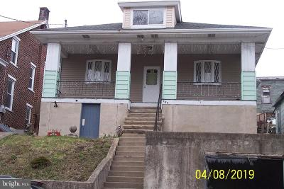 Single Family Home For Sale: 109 Lafayette Street