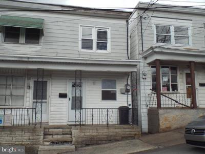 Single Family Home For Sale: 418 S Jardin Street
