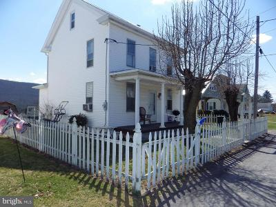 Single Family Home For Sale: 1123 W Maple Street