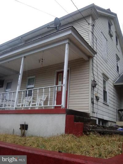Single Family Home For Sale: 2146 Main Street