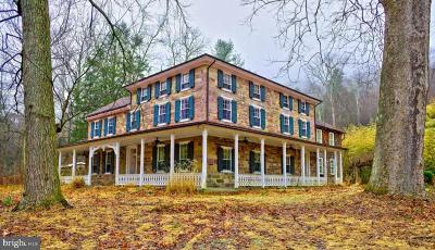Single Family Home Under Contract: 305 Old Forge Road