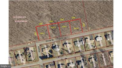 Residential Lots & Land For Sale: Grove Street