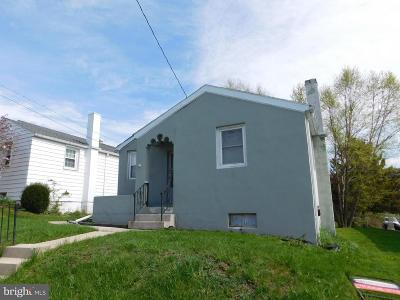 Single Family Home Under Contract: 520 Willing Street