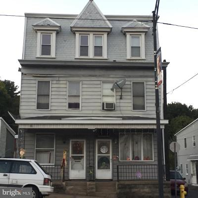 Single Family Home For Sale: 1601 Cent Street