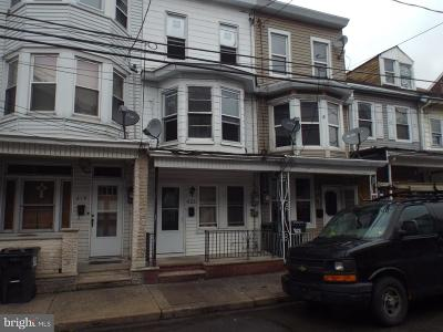 Townhouse For Sale: 421 Mahanoy Ave E