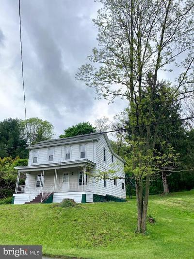 Single Family Home For Sale: 496 High Road