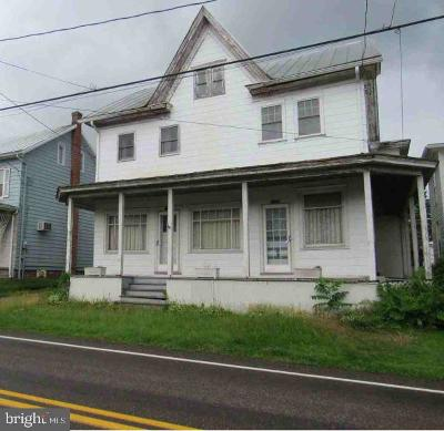 Single Family Home For Auction: 1241 W Main Street