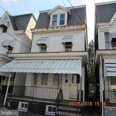 Single Family Home For Sale: 245 Pike Street