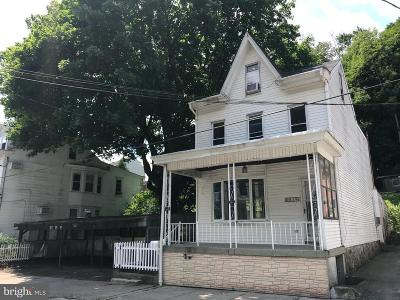 Single Family Home For Sale: 839 Water Street