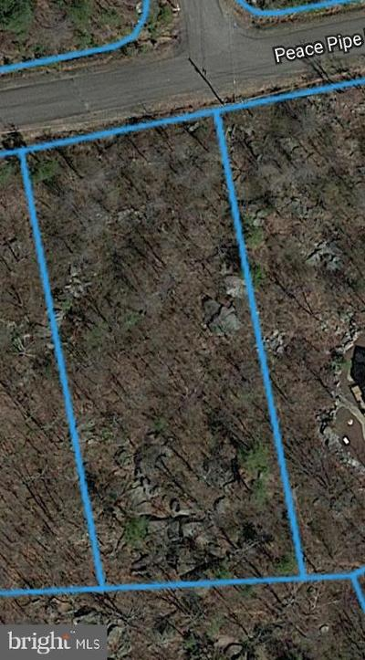 Residential Lots & Land For Sale: Peace Pipe Dr