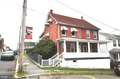 Single Family Home For Sale: 172 East Street