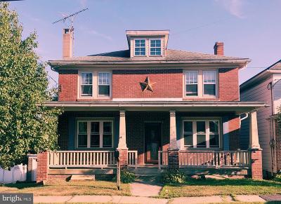 Single Family Home For Sale: 1429 Mount Hope Avenue
