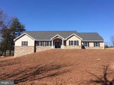 Single Family Home For Sale: Evergreen Dr.