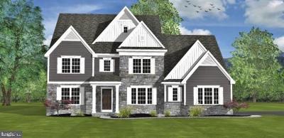 York Single Family Home For Sale: Lot 13 Portland Model Stein Hill