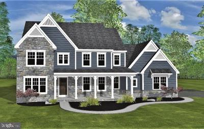 York Single Family Home For Sale: Lot 6 Rivendell Stein Hill