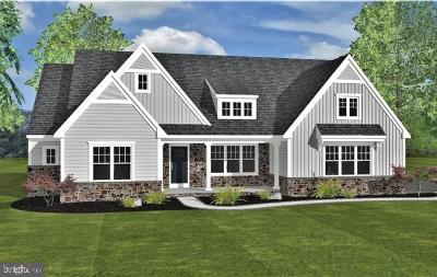 York Single Family Home For Sale: Lot 16 Southport Model Stein Hill