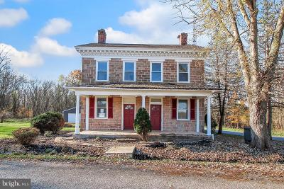 Dover Single Family Home For Sale: 6890 Detters Mill Road