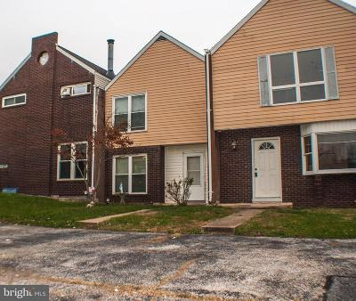 Dover Townhouse For Sale: 3105 Equinox Road