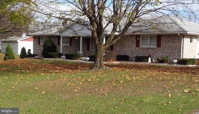Spring Grove Single Family Home For Sale: 1371 Jefferson Road