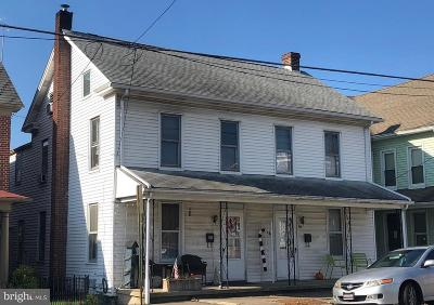 Spring Grove Multi Family Home For Sale: 80 82 N Main Street