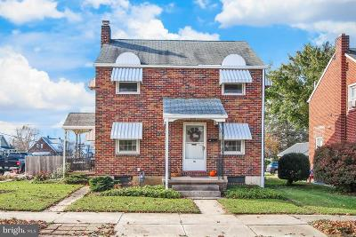 York County Single Family Home For Sale: 764 Midland Avenue