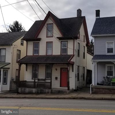 Dover Single Family Home Under Contract: 18 S Main Street