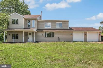 Dover Single Family Home For Sale: 1695 Detters Mill Road