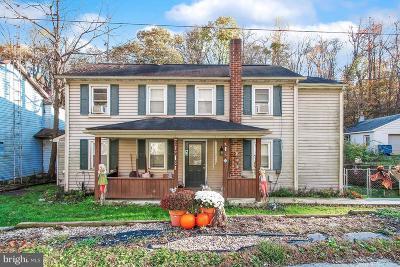 Wrightsville Single Family Home For Sale: 538 Bull Run Road