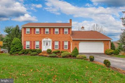 York Single Family Home For Sale: 108 Buchanan Drive