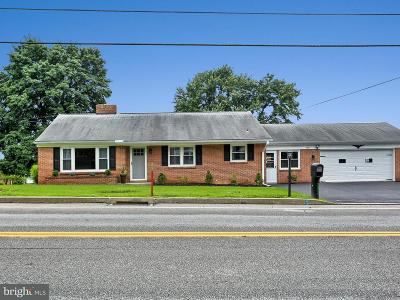 Hanover Single Family Home For Sale: 3021 Grandview Road
