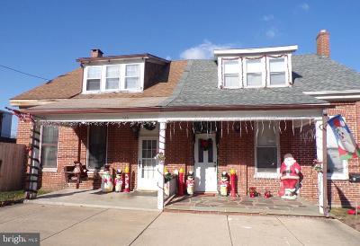 York Single Family Home For Sale: 969 E Philadelphia Street