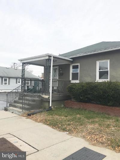 York Single Family Home For Sale: 329 & 331 S Sherman Street