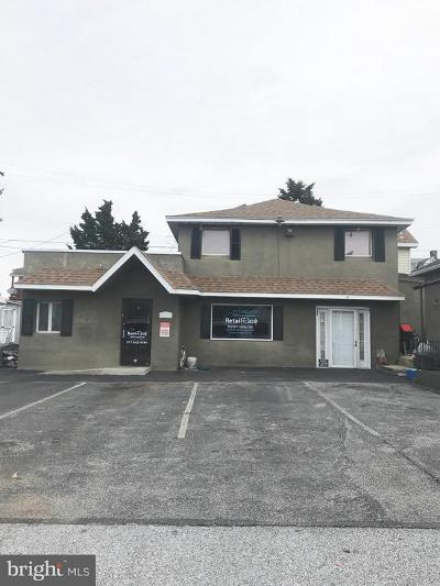 York Multi Family Home For Sale: 329 & 331 S Sherman Street