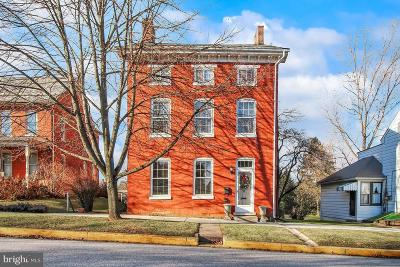 Shrewsbury Single Family Home For Sale: 38 S Main Street